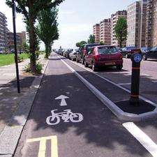 At risk: segregated cycle lanes