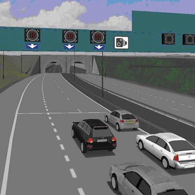 M4 corridor to get variable limits