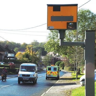 Rise in speeding offences leads to return of Oxfordshire cameras