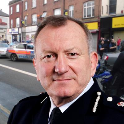 Transport's top cop on the right track