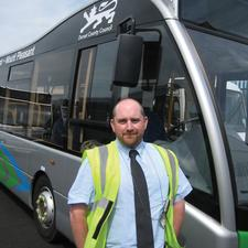 David Dawkins, Dorset's passenger transport manager