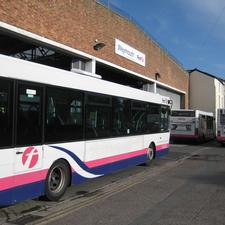 First Group failed to win any of Dorset's contracts. Its Weymouth operations could now face competition from Yellow Buses, which has won tendered work in the area for the first time