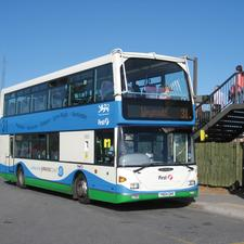First has responded to its failure in the tender process by registering the flagship 31 route between Weymouth and Axminster in Devon as a commercial service, thereby saving money for Dorset County Council