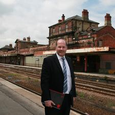 Ken Taylor, Chief Executive of Groundwork Wakefield, has been developing some innovative ideas for future uses of the now derelict station buildings at Wakefield Kirkgate