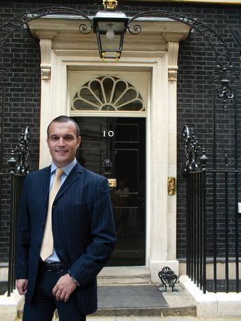 JBW's Jamie Waller invited to No 10