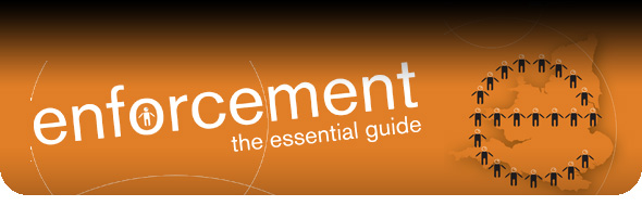 Enforcement Guide Autumn 2012