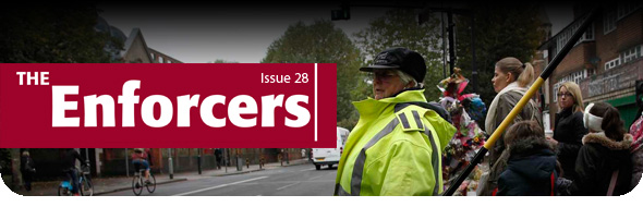 The Enforcers Issue 28: Safety outside schools