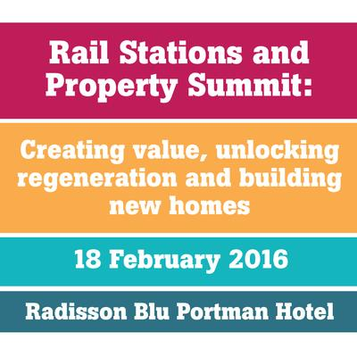 Rail Stations & Property Summit