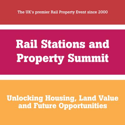 Rail Stations and Property Summit 2018