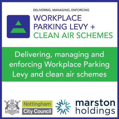 Workplace Parking Levy + Clean Air Zones